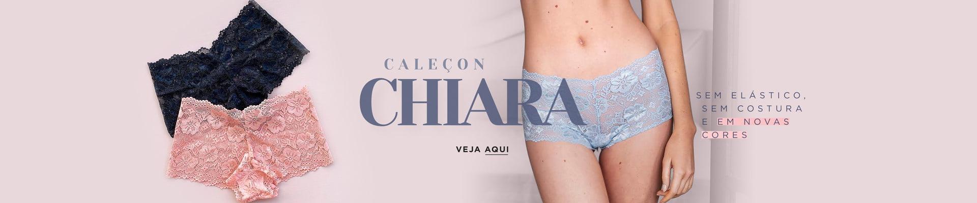 Chiara Novas Cores