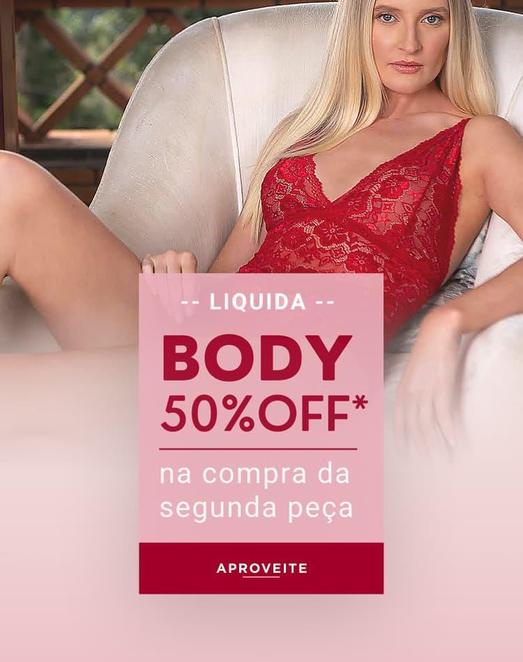 Promo Body 2a Peça